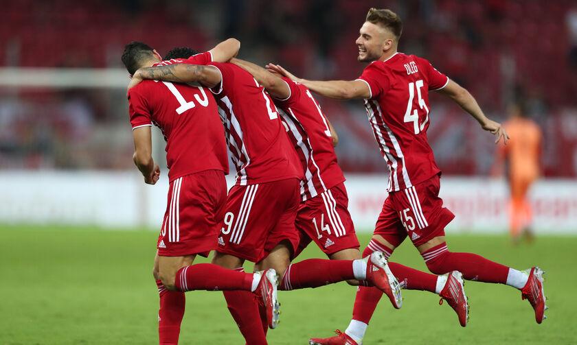 Αστέρας Τρίπολης - Ολυμπιακός 0-2: Τα γκολ και οι καλύτερες φάσεις (vid)