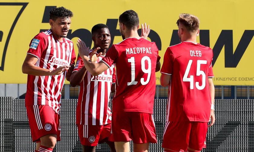 Αστέρας Τρίπολης-Ολυμπιακός 0-2: Κριτική παικτών: Πήρε… φόρα ο Τικίνιο