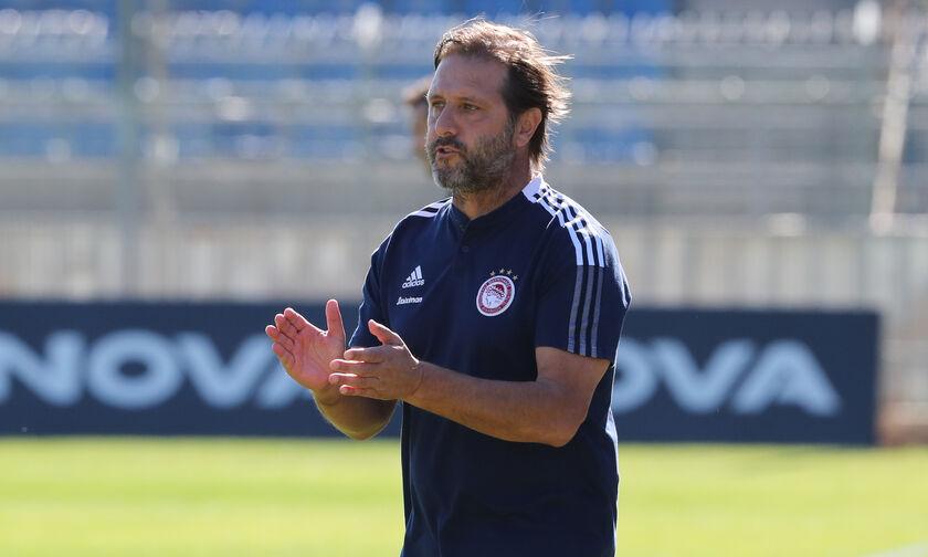 Αστέρας Τρίπολης-Ολυμπιακός 0-2: Αποθεώθηκε ξανά ο Μαρτίνς από οπαδούς που βρέθηκαν στην Τρίπολη