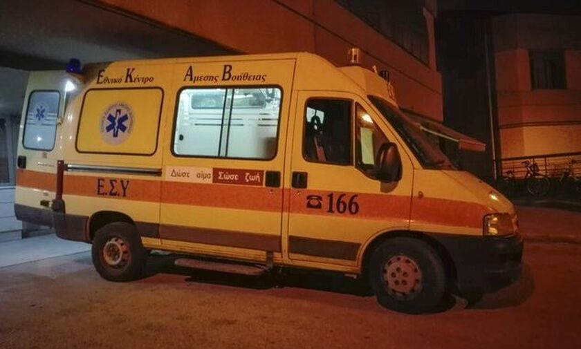 Νέο τροχαίο στην Κρήτη: Καραμπόλα με δύο νεκρούς και τουλάχιστον τρεις τραυματίες