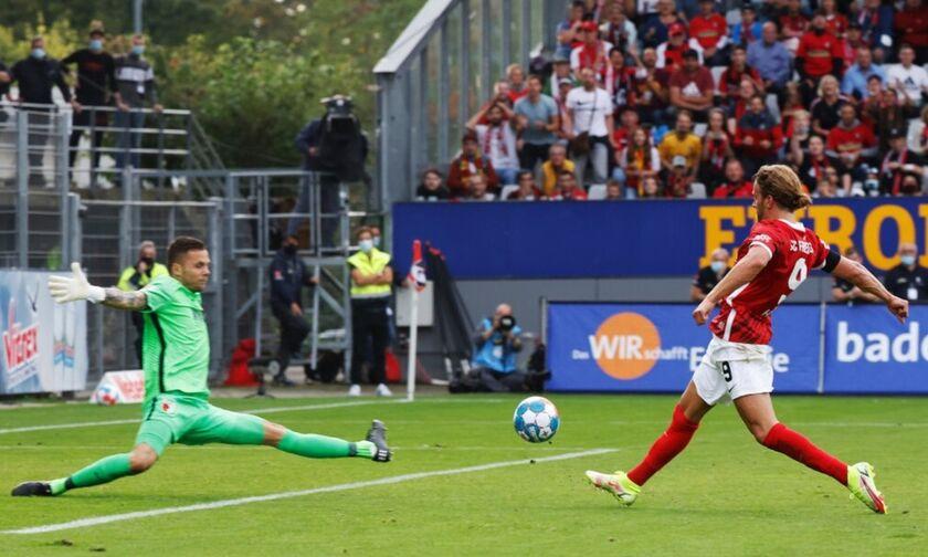 Bundesliga: Στην πεντάδα η Φράιμπουργκ (Highlights)