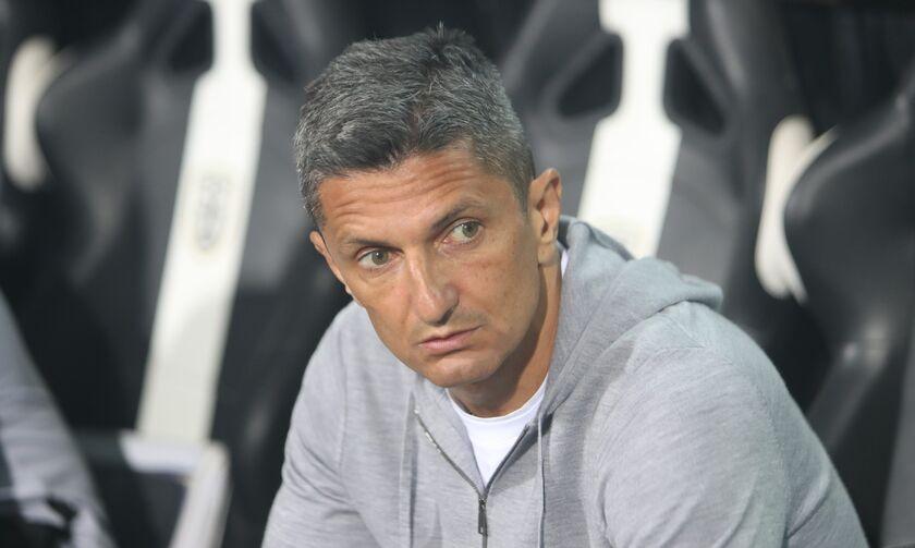 ΠΑΟΚ-ΑΕΚ 2-0: Λουτσέσκου: «Να είμαστε ενωμένοι, σημαντικό το χειροκρότημα» (vid)