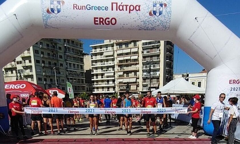 «Run Greece»: Οι νικητές του αγώνα στην Πάτρα