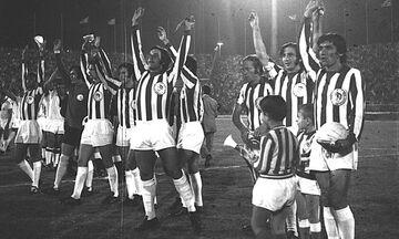 1972: Το έπος του Ολυμπιακού στη Σαρδηνία