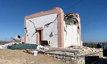 Σεισμός στην Κρήτη: Ένας νεκρός μετά τα 5,8 Ρίχτερ (vids)