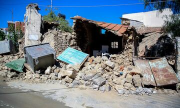 Σεισμός - Κρήτη: Ένας νεκρός, 12 τραυματίες, σκηνές για 2.500 ανθρώπους