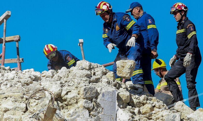 Μαρινάκης για σεισμό στην Κρήτη: «Όλη η οικογένεια του Ολυμπιακού στο πλευρό σας»