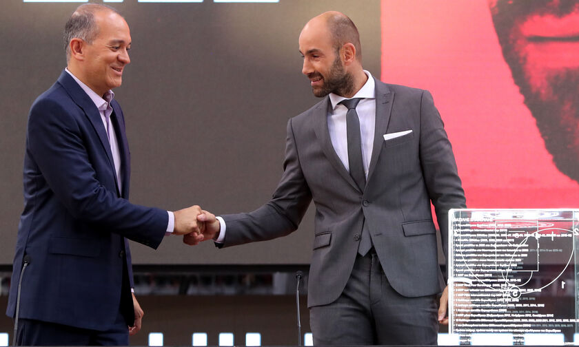 Ολυμπιακός: Ο Γιώργος Αγγελόπουλος αποκάλυψε πως έγινε η μεταγραφή του Σπανούλη