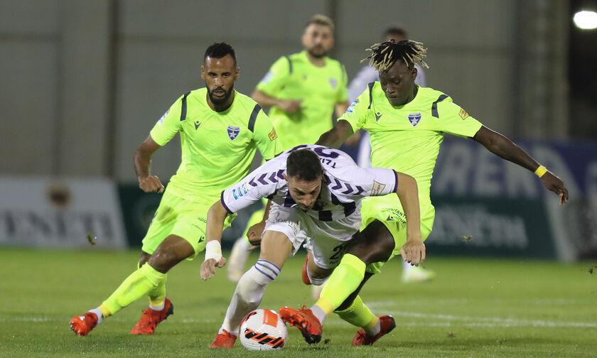 Απόλλων Σμύρνης - Ιωνικός 0-0: Έριχναν «άσφαιρα» στη Ριζούπολη (highlights)