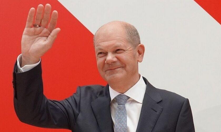 Γερμανία-εκλογές-Σολτς: «Η μεγάλη πλειοψηφία θέλει να ηγηθώ της επόμενης κυβέρνησης»