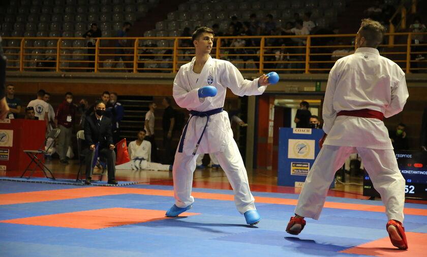 Καράτε: Όλοι οι νικητές του Πανελληνίου Πρωταθλήματος ανδρών - γυναικών