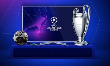 Champions League: Τηλεοπτικό διήμερο - Οι 16 αγώνες, το πρόγραμμα της Cosmote, τι θα δείξει το MEGA