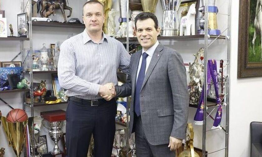 Βατούτιν: «Δεν υπάρχει συμφωνία με τον Ιτούδη για την Εθνική Ελλάδας»