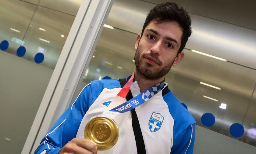 Τεντόγλου: Υποψήφιος αθλητής της χρονιάς στην Ευρώπη