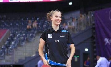 Ευρωπαϊκό Πρωτάθλημα Πινγκ Πονγκ: Ήττα της Εθνικής από το Λουξεμβούργο