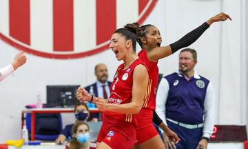 Αστερίξ - Ολυμπιακός 1-3: Τα highlights της «ερυθρόλευκης» πρόκρισης (vid)