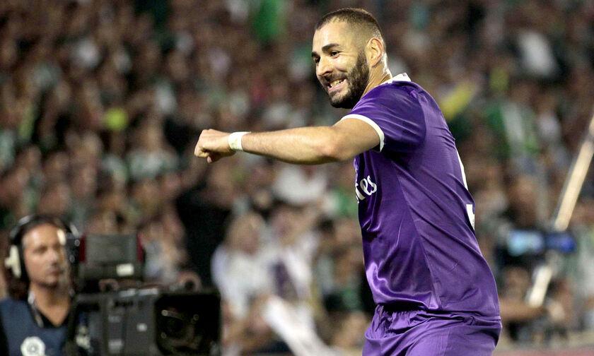 Champions League: Ο Μπενζεμά ξεπέρασε τον Ραούλ στη λίστα των πρώτων σκόρερ (vid)