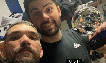 Ρεάλ Μαδρίτης - Σέριφ Τιρασπόλ 1-2: Ετσι πήρε το βραβείο του MVP ο Αθανασιάδης (vid)