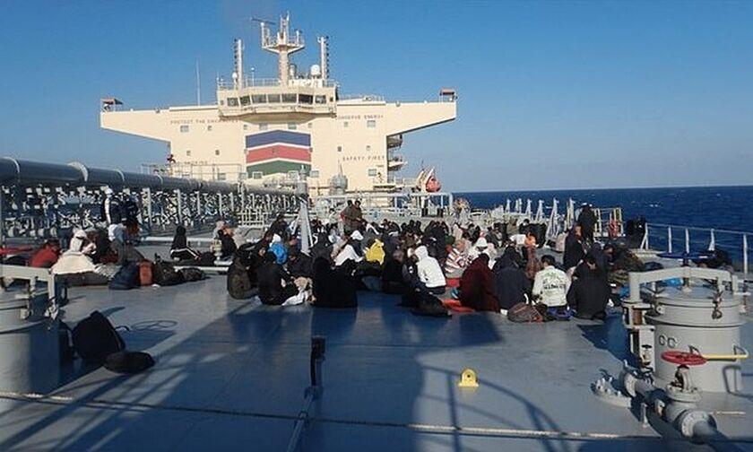 Το πλοίο «Αριστοφάνης», ιδιοκτησίας Βαγγέλη Μαρινάκη, έσωσε 150 μετανάστες που βρίσκονταν εν πλω!