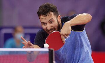 Ευρωπαϊκό πρωτάθλημα Πινγκ Πονγκ: Η εθνική ανδρών ηττήθηκε με 3-0 από την Σουηδία