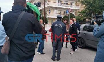 Θεσσαλονίκη: Ένταση με το… καλημέρα στο ΕΠΑΛ Σταυρούπολης (vid)