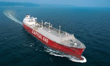 Μαρινάκης: Παρέλαβε το πλοίο LNG Carrier «Asklipios»