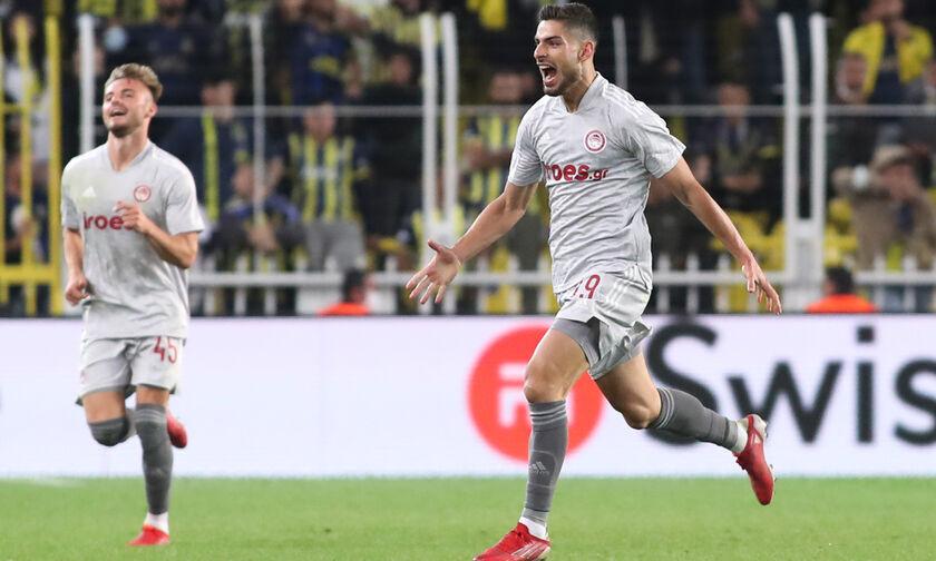 Γιώργος Μασούρας: MVP της 2ης αγωνιστικής του Europa League!