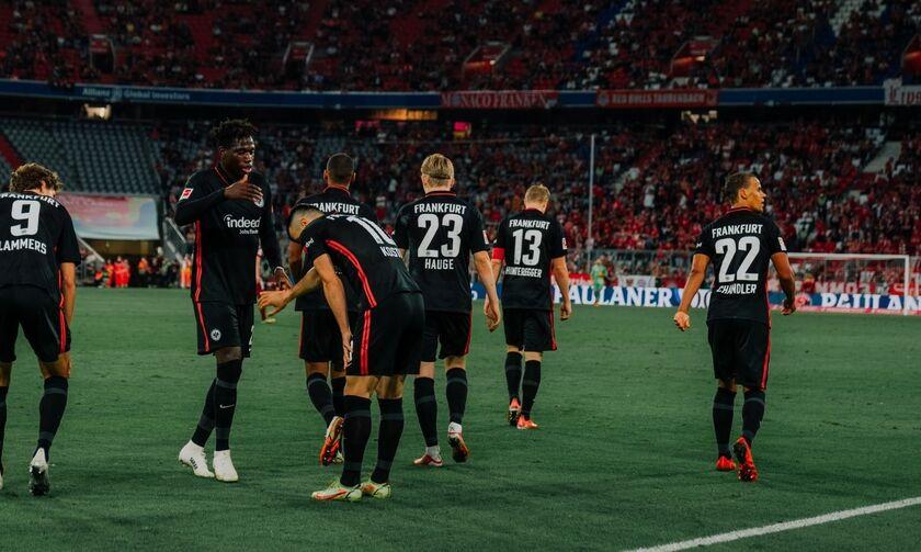 Bundesliga: Έπος της Άιντραχτ στο Μόναχο, κέρδισε την Μπάγερν μετά από 21 χρόνια (1-2) (highlights)