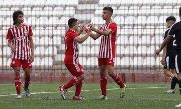 Πρωτάθλημα Παίδων Κ15: Υπερηχητικός Ολυμπιακός στην πρεμιέρα, 6-0 τον ΟΦΗ!
