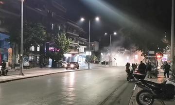 Θεσσαλονίκη: Επεισόδια στην αντιφασιστική πορεία (vids, pic)
