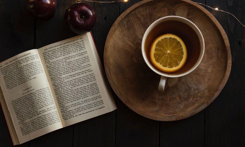 Όνειρα ανάλαφρα… με τσάι, λεμόνι και τζίντζερ