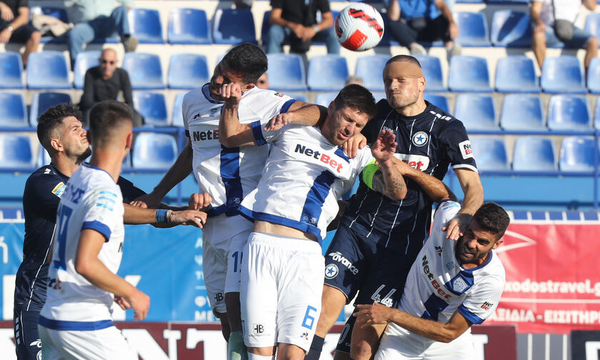 Ατρόμητος - ΠΑΣ Γιάννινα 1-1: Τα highlights του αγώνα (vid)