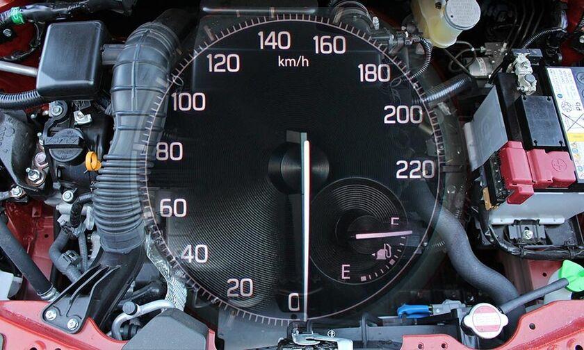 Αυτοκίνητο με €13.100 δεν ξεφραγκιάζει σε βενζίνη