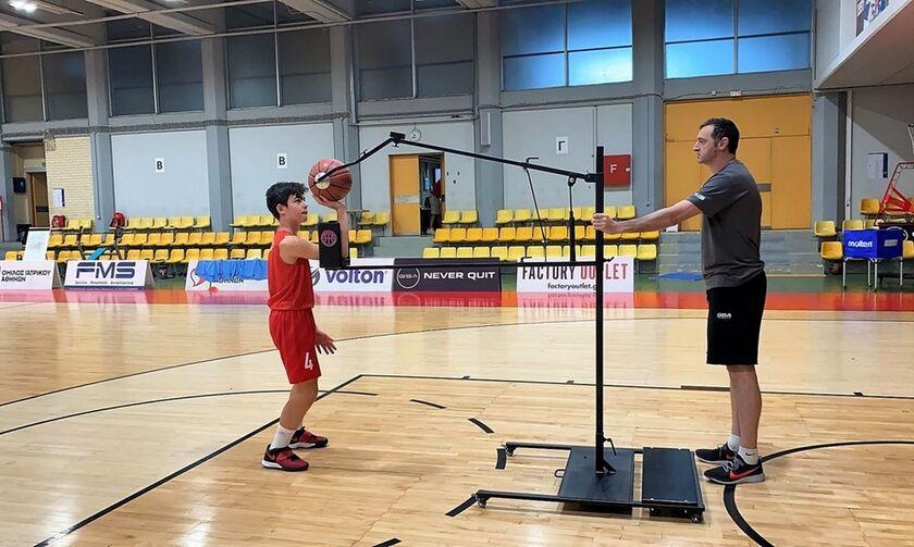 Ολυμπιακός: Ένα πολύτιμο εργαλείο στα χέρια των προπονητών! (pics+vid)