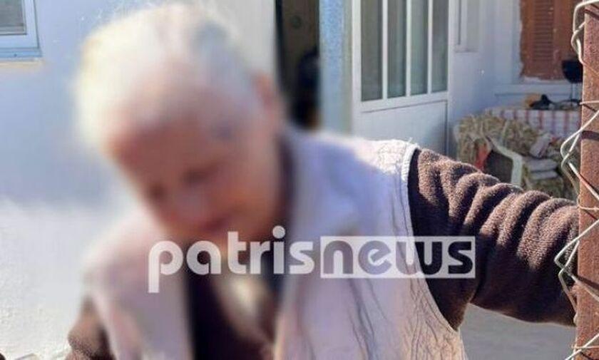 Ηλεία: Πήγε να ληστέψει 87χρονη κι εκείνη τον πυροβόλησε - «Δεν αντέχω άλλο»
