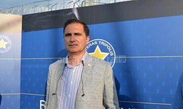 Επιχείρηση ...ανασύνταξη στον Αστέρα Τρίπολης με ομιλία Μποροβήλου στο ποδοσφαιρικό τμήμα