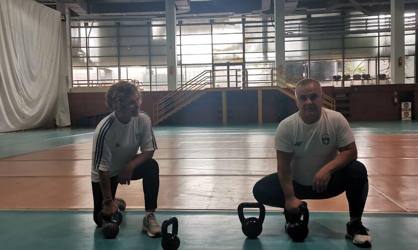 «Σάρωσαν» Μαυρωτάς, Τζελίλης, Χριστοφορίδης, Φέρρα στους Παγκόσμιους Αγώνες Εργασιακού Αθλητισμού