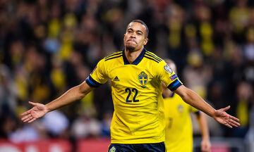 Προκριματικά Μουντιάλ: Άνετα η Σουηδία (3-0), «τελικός» με Ελλάδα την Τρίτη (12/10) (highlights)