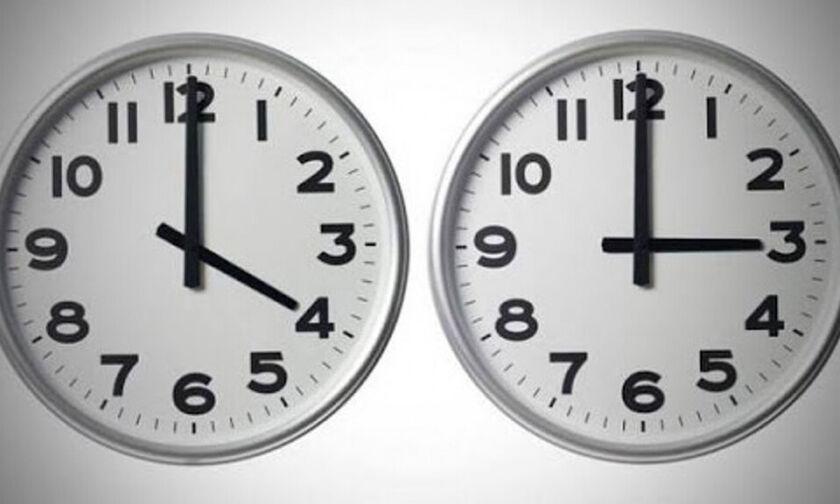 Αλλαγή ώρας: Τι θα συμβεί φέτος