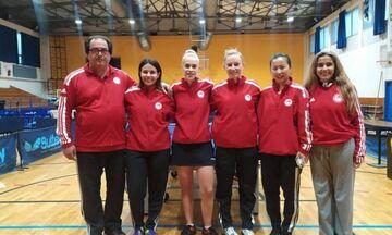 Πινγκ Πονγκ: Θρυλική νίκη (3-0), στη Φλώρινα, με τη ΧΑΝΘ, στην πρεμιέρα του πρωταθλήματος γυναικών!