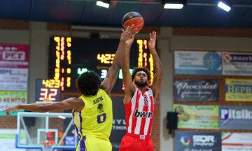 Basket League: Το πρόγραμμα και οι τηλεοπτικές μεταδόσεις των τριών επόμενων αγωνιστικών