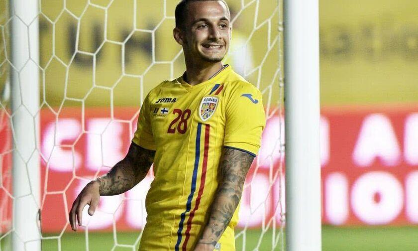 Ρουμανία - Αρμενία: Γκολ με κεφαλιά ο Μιτρίτσα του ΠΑΟΚ (vid)