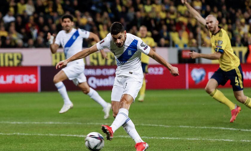 Σουηδία - Ελλάδα 2-0: Ατυχία και λάθη... (highlights, βαθμολογία, πρόγραμμα)