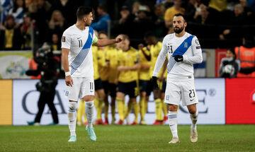 Σουηδία - Ελλάδα 2-0: Σιώπης: «Χτίζουμε κάτι πολύ δυνατό»
