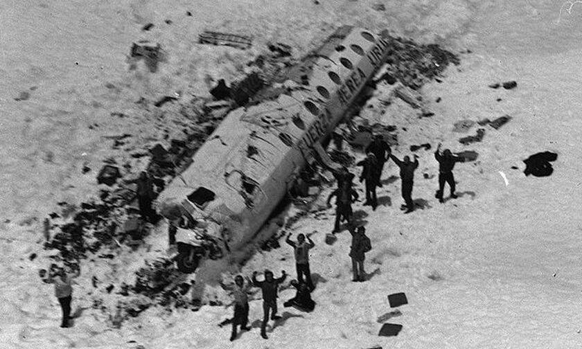 1972: Η αεροπορική τραγωδία των Άνδεων και ο κανιβαλισμός των επιζώντων (vid)