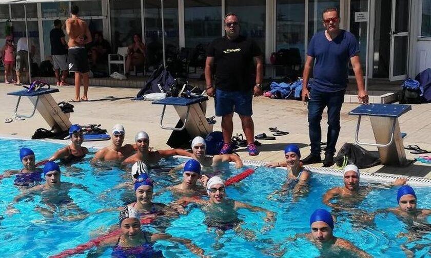 Τεχνική κολύμβηση: Με 139 αθλητές / τριες το Αναπτυξιακό Πρόγραμμα