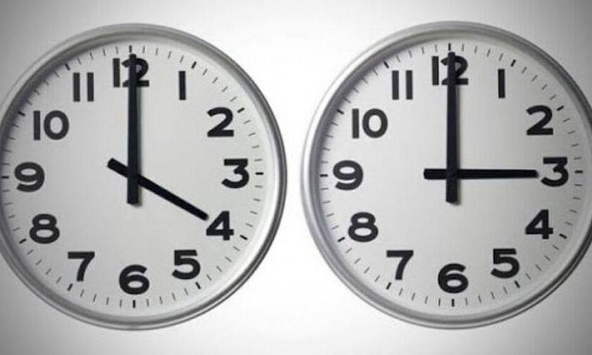 Η απόφαση για την αλλαγή ώρας - Διαβάστε τι θα ισχύσει