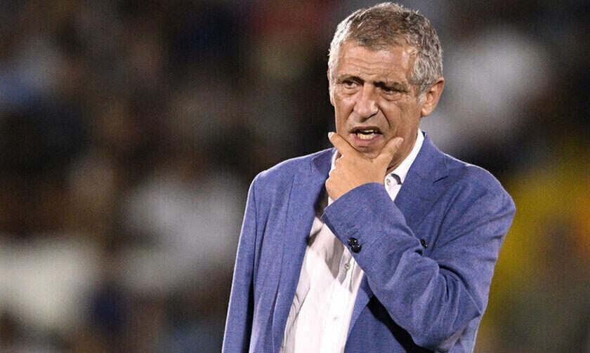 Σάντος: «Καθοριστικό το ματς με τη Σερβία»
