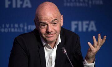 FIFA: Ιδέα του Ινφαντίνο για Μουντιάλ σε Ισραήλ και Ηνωμένα Αραβικά Εμιράτα το 2030