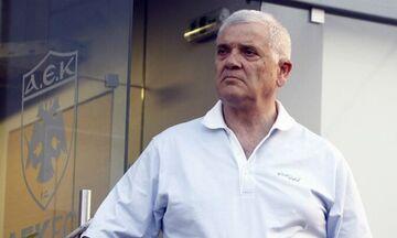ΑΕΚ: Στα Σπάτα ο Μελισσανίδης, παρουσίασε τον Γιαννίκη στους ποδοσφαιριστές ως «τεχνικό τριετίας»!